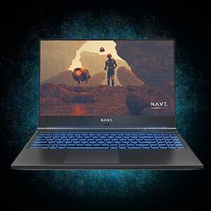 Notebook Gamer NAVE Estelar GK5MP5X..